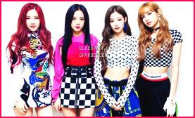 ----------------  17/06/18 :   Nos BlackPink a été photographiées durant les performances lors de l'émission   « Inkigayo »   -  à Séoul.   Au top les tenues de tous le monde. J'aime   cette tenue de Jisoo.  Je n'aime pas trop les pantalons de Jennie et Lisa, elles ont fait mieux.   ----------------