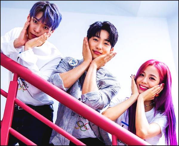 ----------------  •  Découvrez Jisoo, Doyoun et Jinyoung répondent à des questions pour   « OSEN » - Juillet 2017.  J'adore assez toutes les photos de Jisoo. Je remercie milles fois BlackPink France pour cette traduction et bravo pour son travail si dure.   ----------------