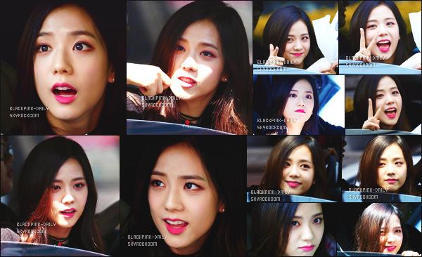 ----------------  28/05/17 :  Mlle Jisoo a été aperçue arrivant/quittant dans sa voiture dans les studios du show   Inkigayo - Séoul.   Elle est   adorable, elle est dans sa voiture elle prend du temps à parler avec les fans qui l'on attendu toute la journée. Top pour ses cheveux. ----------------