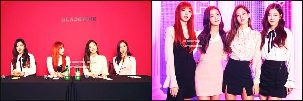----------------  22/06/17  :  Le groupe a donné une   conférence de presse pour le lancement du groupe  dans la journée  -    à  Séoul.   Elles ont donnaient une interview pour Osen. Les filles sont tellement sublim et magnifique. J'adore beaucoup leurs tenues assez simple. ----------------