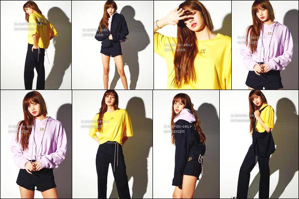 ----------------   • Découvrez en photos Lisa lors d'un shooting     pour la marque «  Nonagon   »  - en   Janvier 2018.   Je trouve les vêtements vont vraiment bien à   petite magnifique Lisa. Elle rend bien pour la marque c'est tout à fait son style, je kiff trop.  ----------------