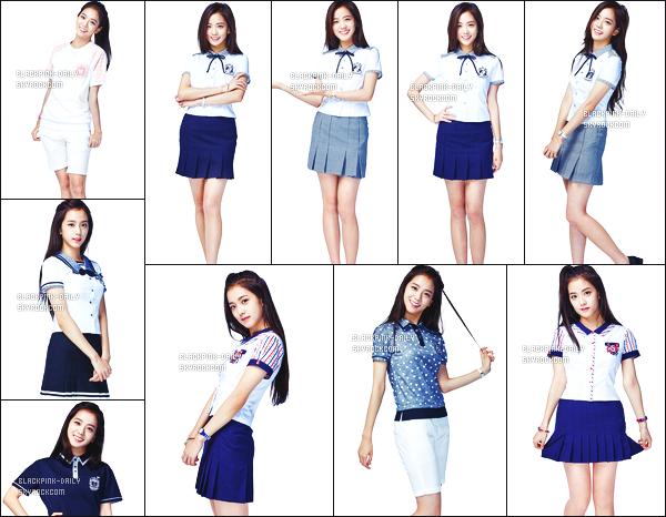 ----------------  • Découvrez des photos de Jisoo pour la marque de vêtement  « Smart Uniform » -  Mai 2015.  Elle est tellement belle notre toute adorable Jisoo, elle pose tellement bien toutes ses tenues lui vont assez bien je trouve. C'est un   top.  ----------------