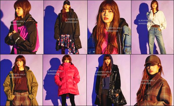 ---------------- • Découvrez en photos notre belle  Lisa  lors d'un shooting     pour la marque  Nonagon    -    Juin 2018.   Je trouve les vêtements vont vraiment bien à   petite magnifique Lisa. Elle rend bien pour la marque c'est tout à fait son style, je kiff trop.  ----------------