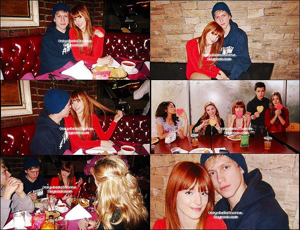 . 14.02.2012Bella est ses amis fetela Saint-Valentin .