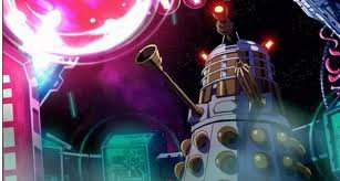 Daleks de doctor who!