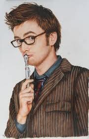 Le Docteur original et le dessins!
