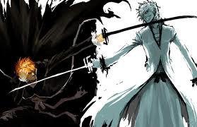 Ichigo contre son Hollow!