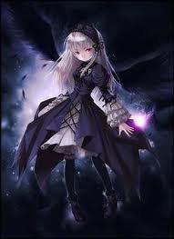 Un autre ange noir ;)