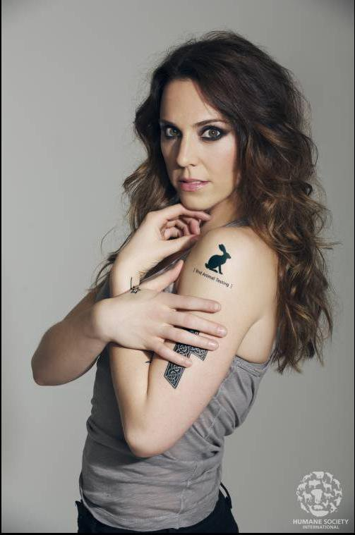 Melanie C - HUMANE SOCIETY INTERNATIONAL