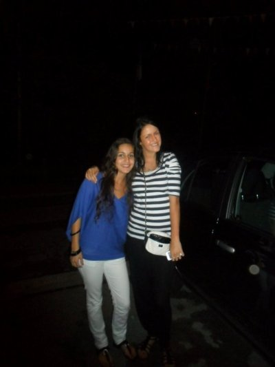 Moi et Coralie <3