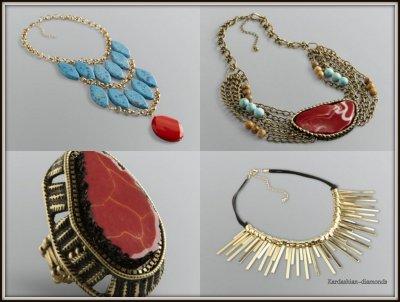 """- 01-03-12 """"Echantillon de la Collection Kardashian pour Sears"""" -"""