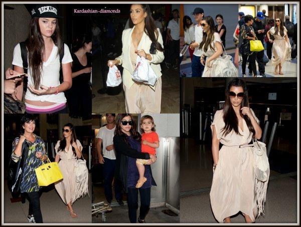 - 02-04-12 Kim et sa famille avant leur départ de la République Dominicaine !