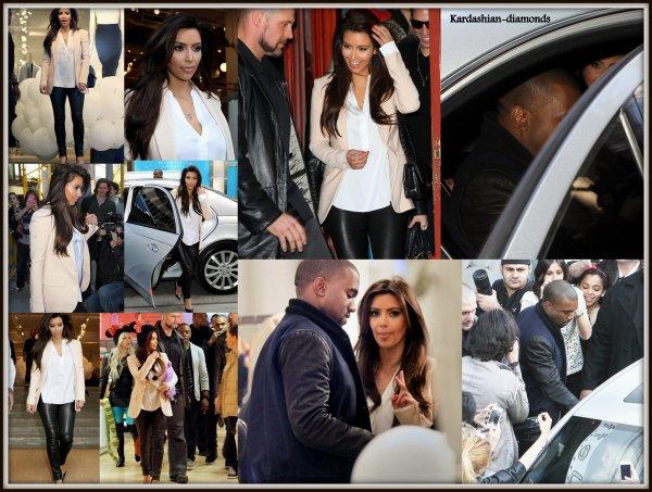 05-04-12 Kim et Kanye West !