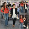 21-04-12 Kim et Khloé pendant le tournage de Keeping up with the kardashians à New York !