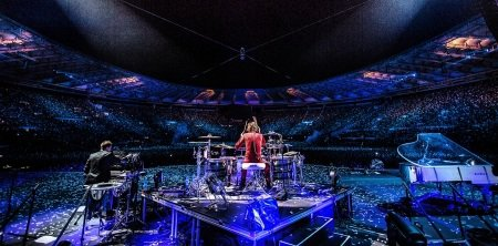 Stadio Olimpico Rome, july 2013