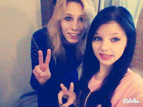 Moiii et Ma soeur ♥♥♡