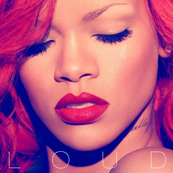 Trackliste de Loud via Defpenradio . 1. S&M / 2. WHAT'S MY NAME feat. DRAKE / 3. CHEERS (DRINK TO THAT) / 4. FADING / 5. ONLY GIRL (IN THE WORLD) / 6. CALIFORNIA KING BED / 7. MAN DOWN / 8. RAINING MEN feat. NICKI MINAJ / 9. COMPLICATED / 10. SKIN / 11. LOVE THE WAY YOU LIE feat EMINEM (Part II)