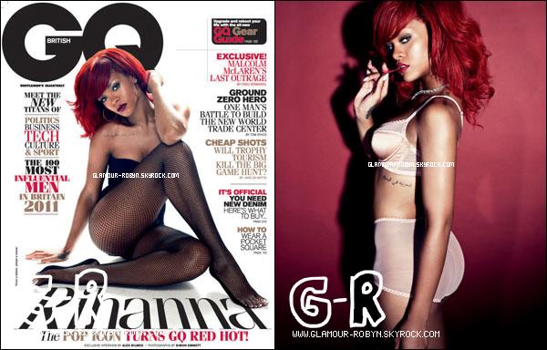 +GQ Magazine+Design Special noel, vos avis?