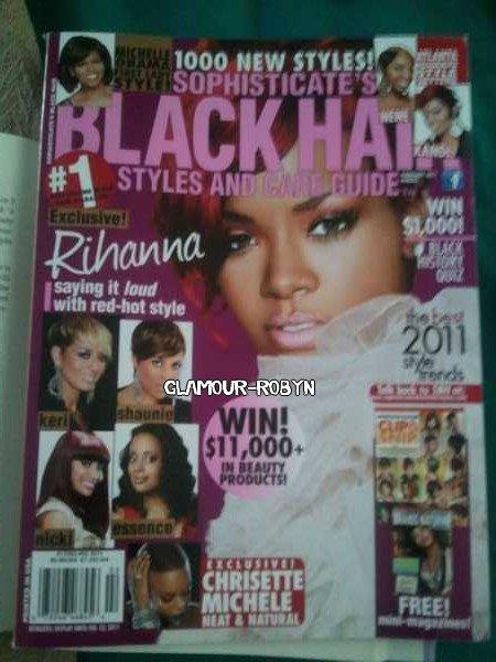 Black Hair Posté By M-F