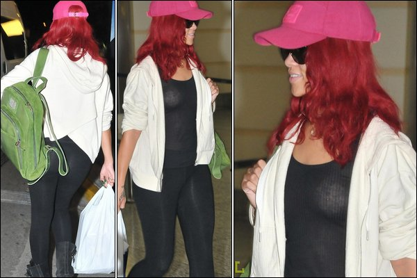 Rihanna in Barbados!