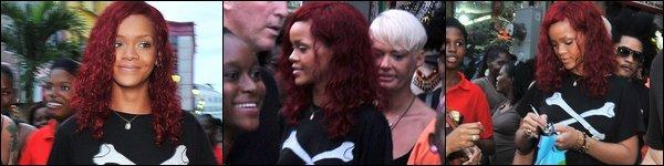 Barbados @Rihanna