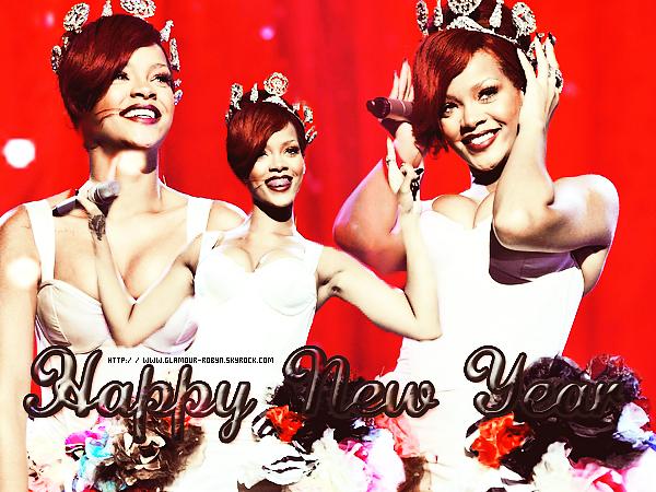 L'équipe Glamour-Robyn vous souhaite de passer un tres bon reveillons! Bonne année a tous!. Merci a kardashian-daily pour la creation! visitez sont merveilleux blog