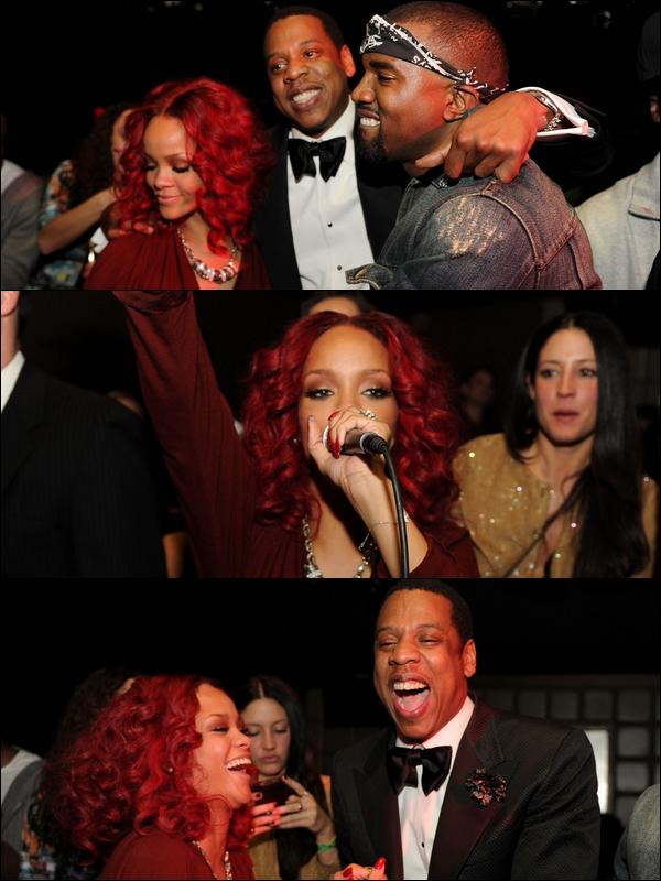+New: 01/01/11 : Rihanna à l'after-party du Cosmopolitan Casino VOIR PHOTOS++++++++