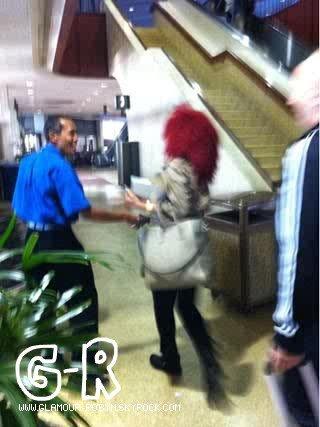 Rihanna à Hawai