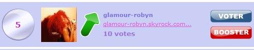 Aide Glamour-Robyn