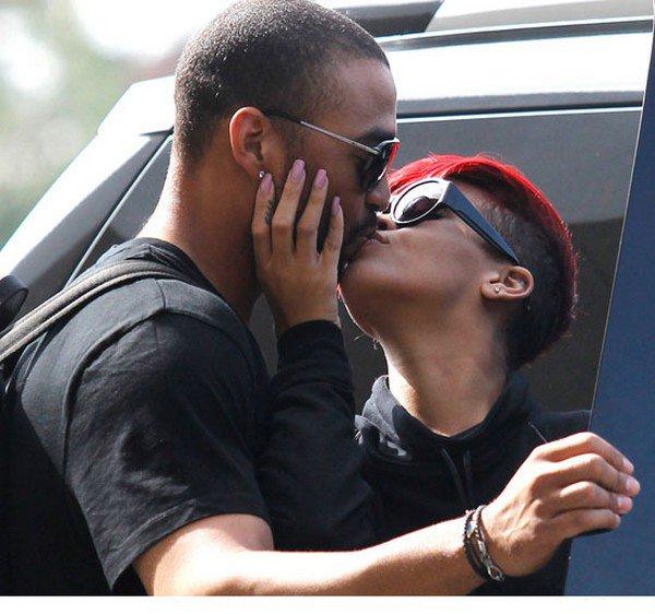 Rihanna et Matt Kemp toujours ensemble!
