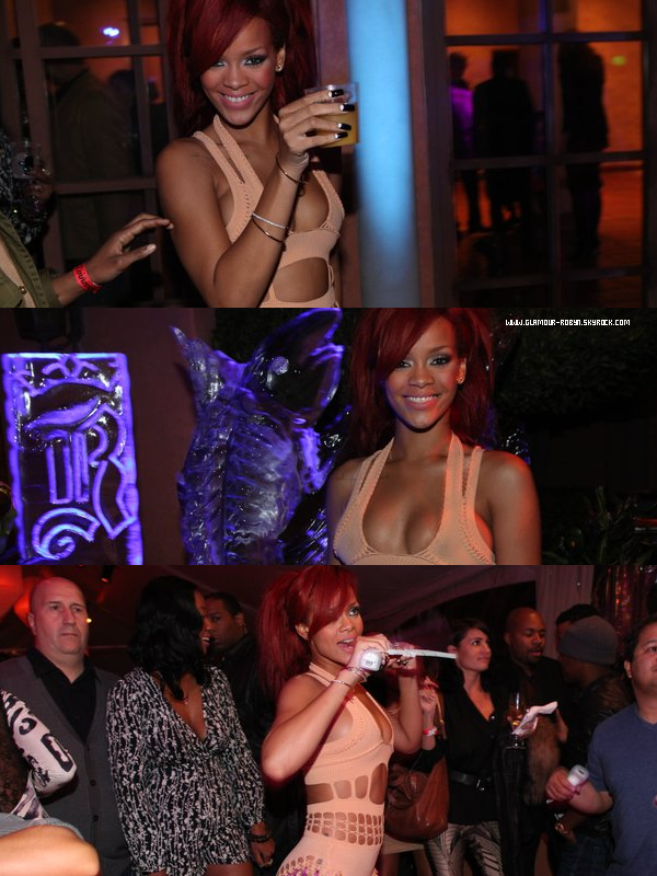 Bday of Rihanna