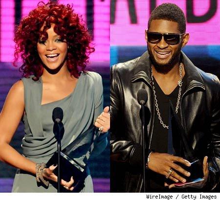 Usher veut faire un duo avec Rihanna