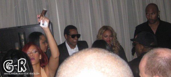 3 Nouvelles photos de l'anniversaire de Rihanna
