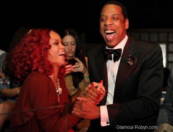 Jay-z parle de Rihanna