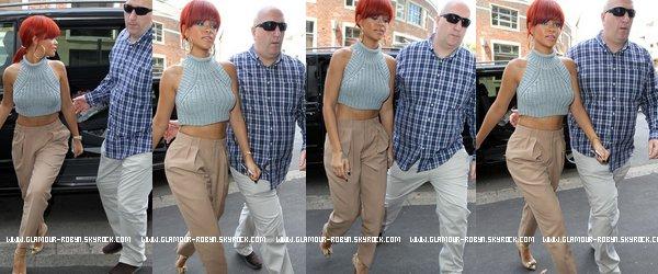 Rihanna in Australia