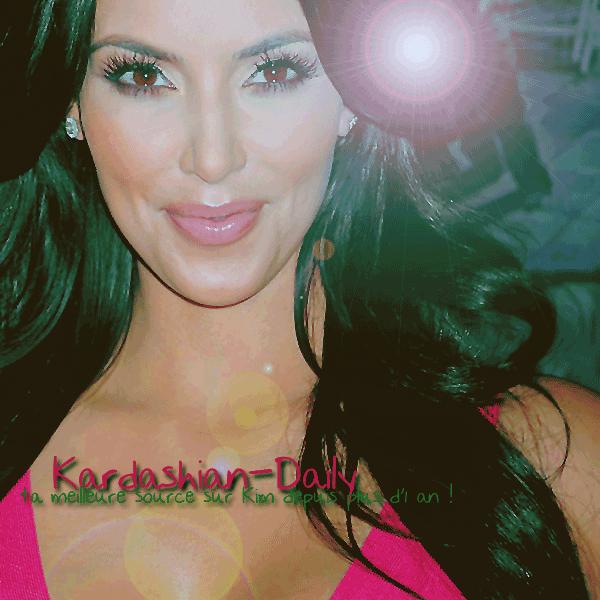 +Kim Kardashian : Meilleure source Blog
