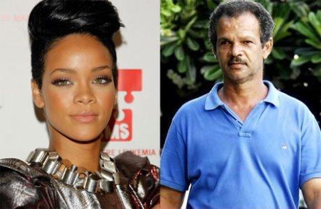 Rihanna et son pere
