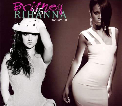 . 01 Avril 2011 : Britney veut Rihanna et Lady gaga!  .