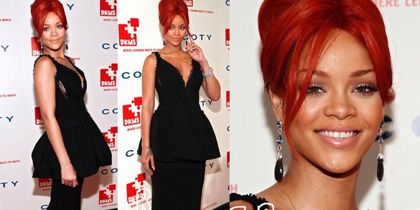 . 28 Avril 2011 : Rihanna au Gala DKMS. Article COmplet. .