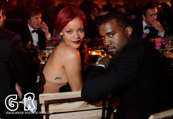 Rihanna au Met  Ball