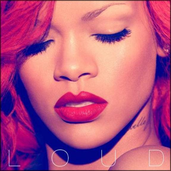 Rihanna, l'artiste la plus diffusée sur les radios françaises en 2010
