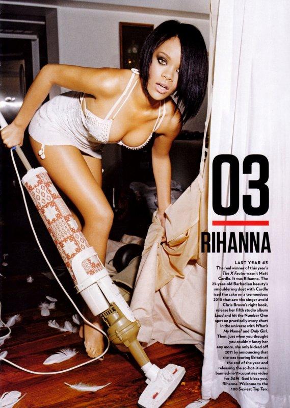Classement FHM magazine.
