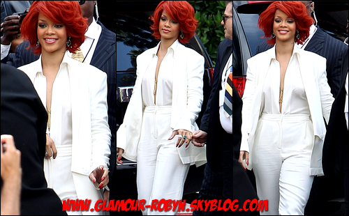 22 Mai - Rihanna arrive au Grand MGM à Las Vegas