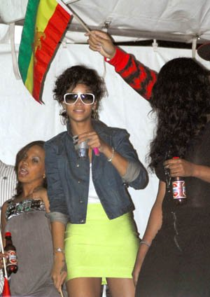 Rihanna ambassadrice de charme de la Barbade