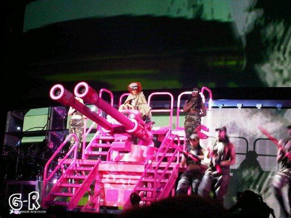Concert à Calgary
