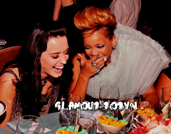 Duo Katy/Rihanna