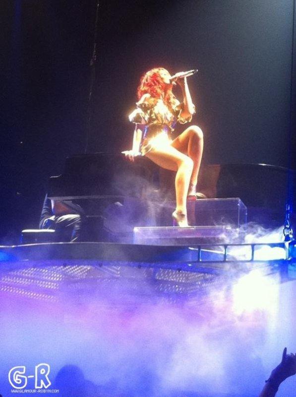 Concert à Anaheim