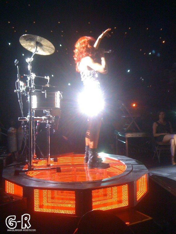 Concert à Las Vegas