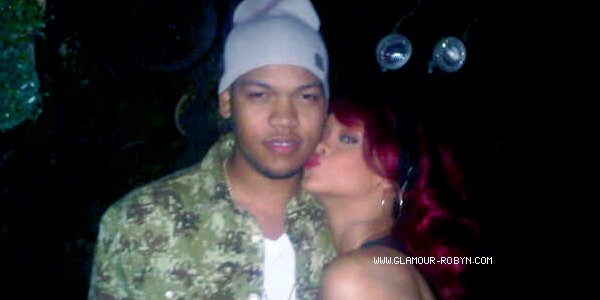 Rihanna et Rorrey
