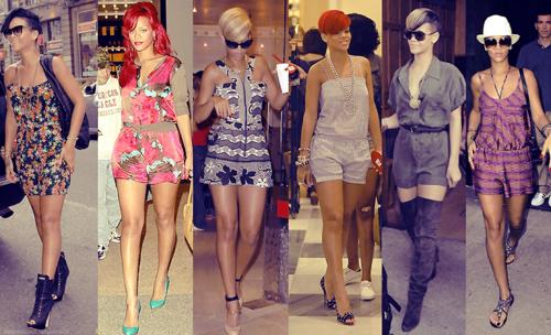 Rihanna pour  Emporio Armani